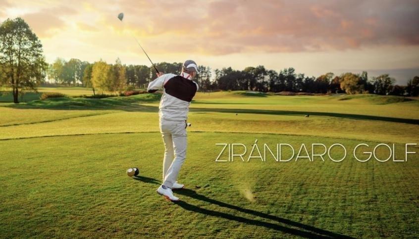 4 de 11: Zirándaro Golf