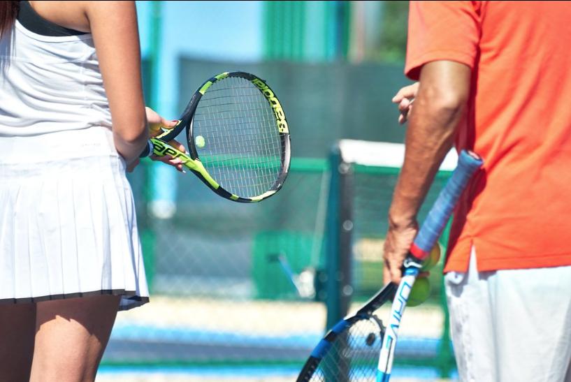 15 de 16: Cancha de Tenis