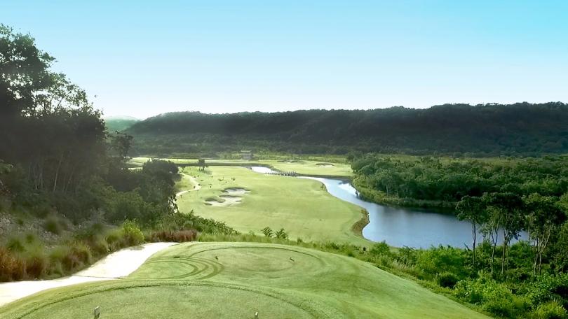 14 de 15: Campo de Golf