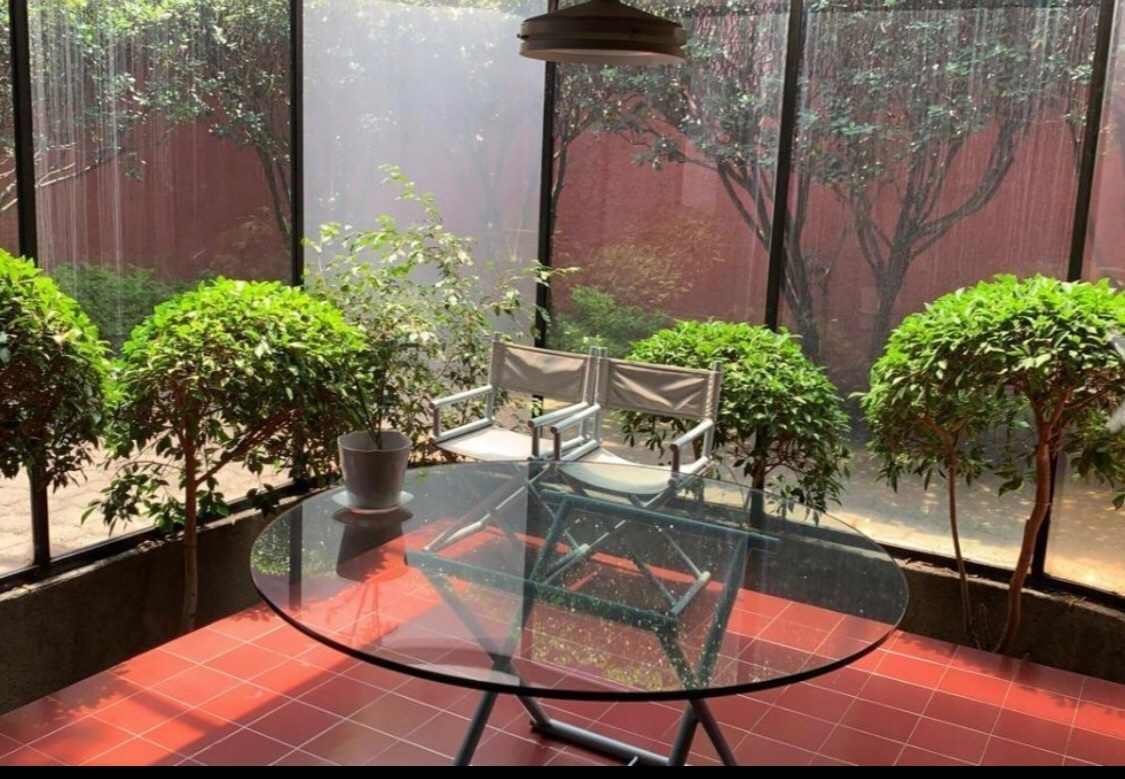9 de 21: Ante comedor con terraza