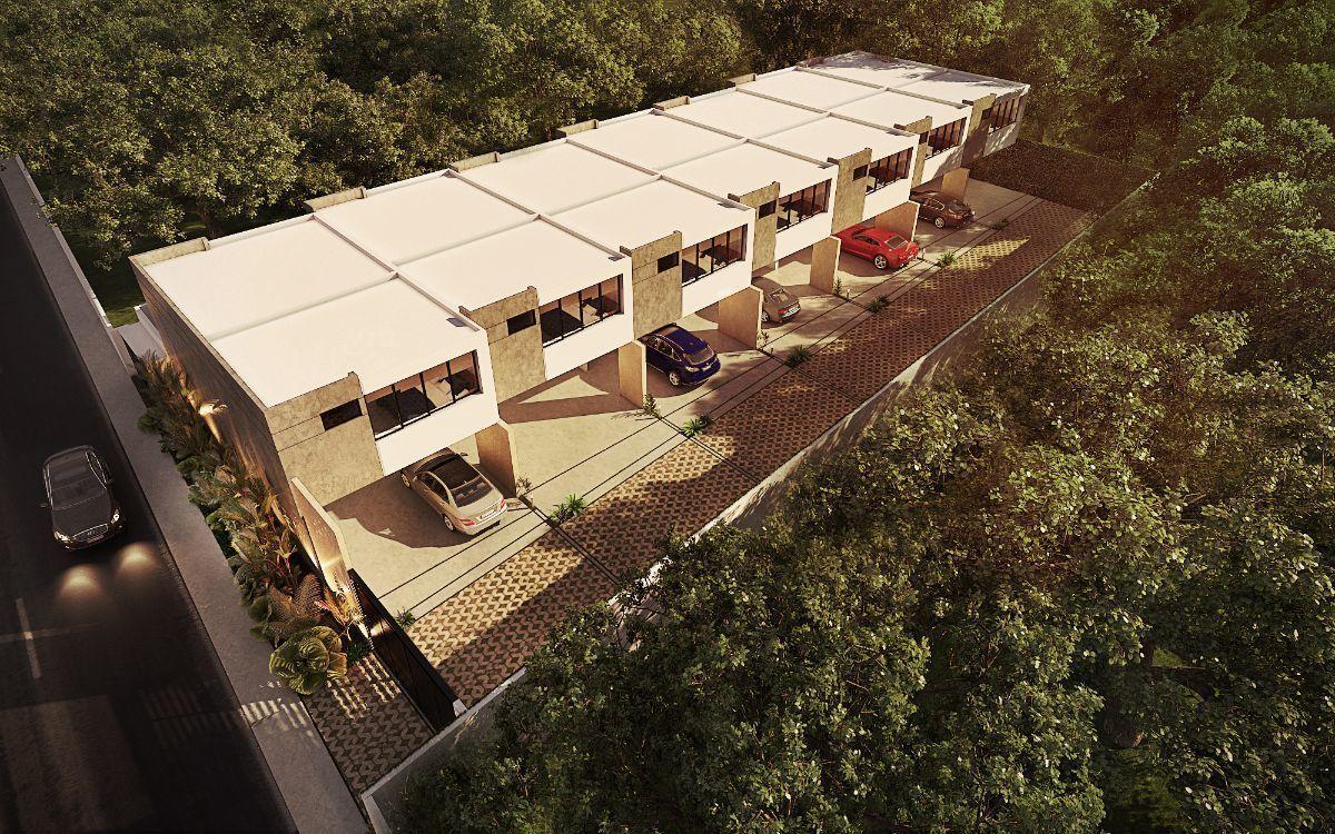 8 de 8: Townhouse Preventa en Temozón al Norte de Mérida