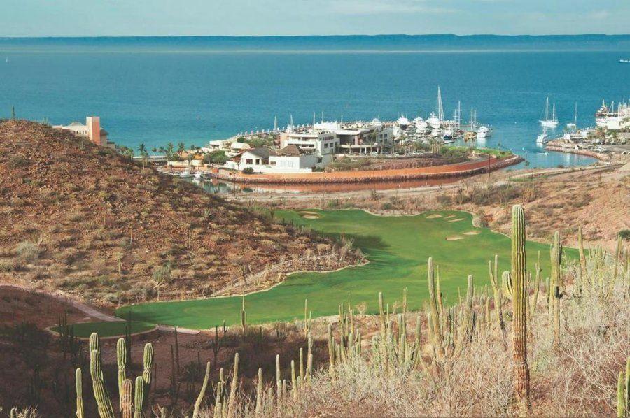 12 de 47: campo de golf