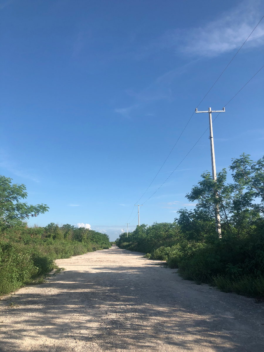 6 de 6: Terreno en Venta en Conkal, Yucatán.
