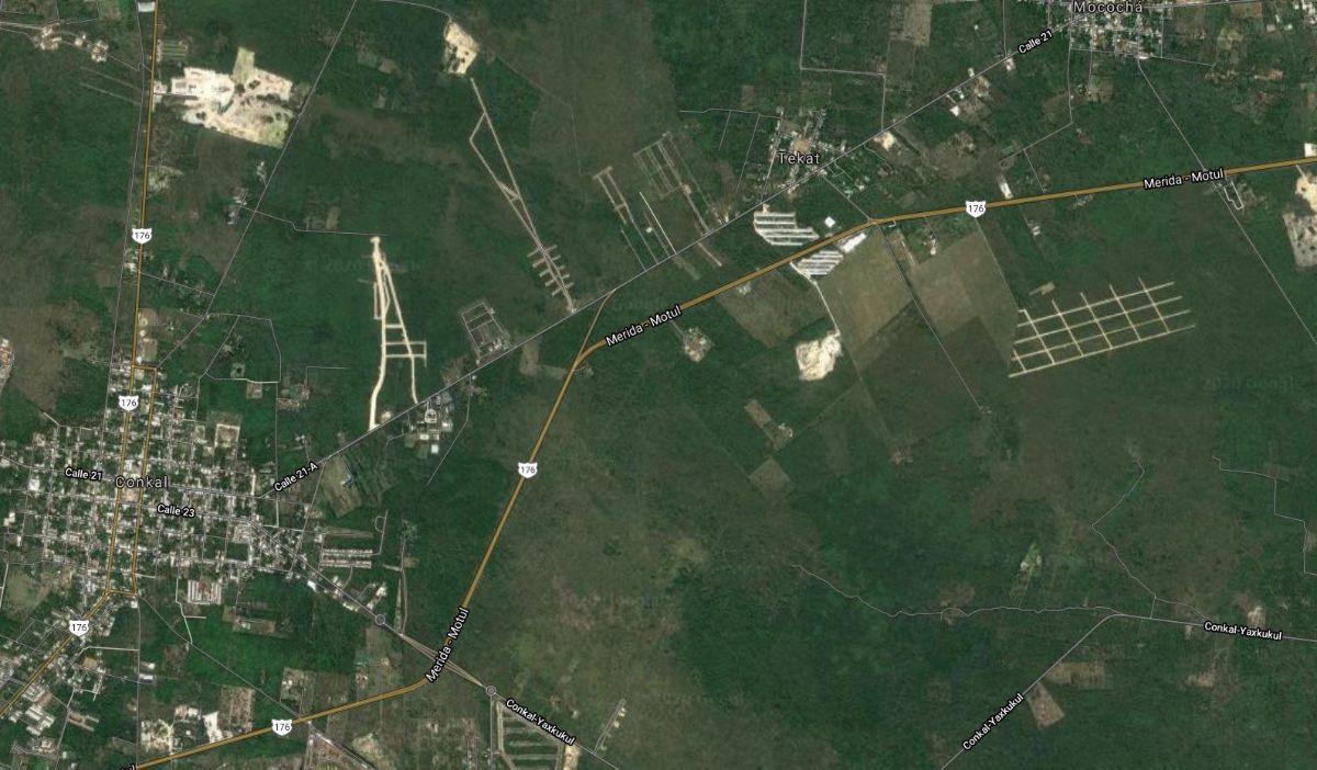 1 de 6: Terreno en Venta en Conkal, Yucatán.