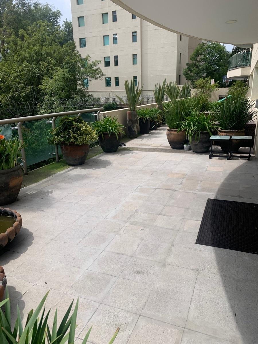 3 de 45: Amplia terraza con grandes vistas