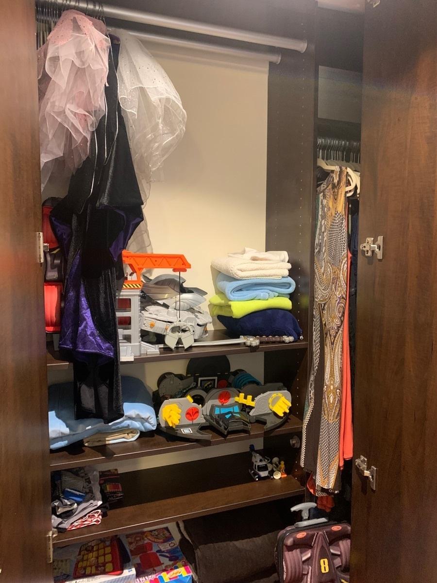 18 de 45: Closets amplios y de gran calidad en recámara 3