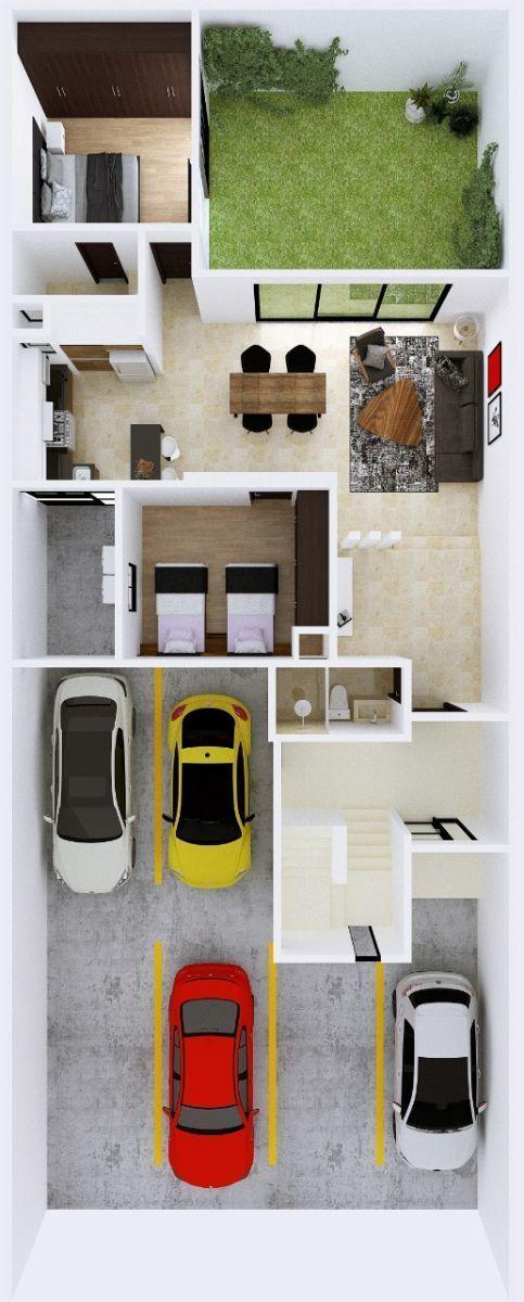 2 de 5: Un cajón de estacionamiento asignado.
