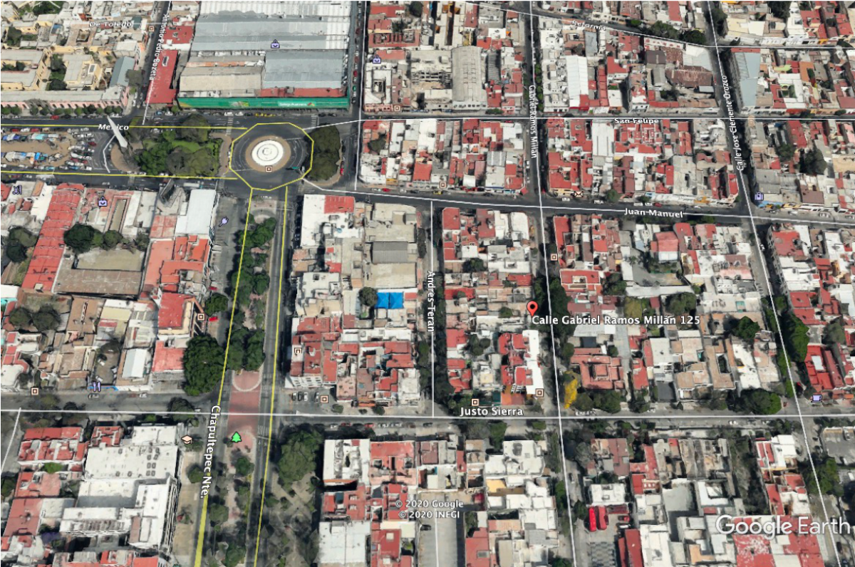 17 de 18: Vista aérea de la zona