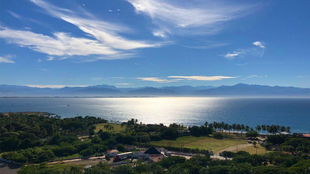 5 de 11: Vistas excepcionales al mar y la montaña