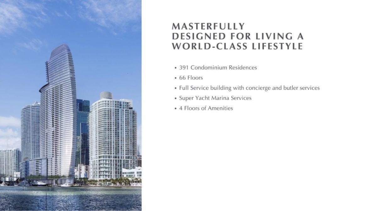 5 de 22: Departamento en Venta, Miami,  ASTON MARTIN Chichen Realty