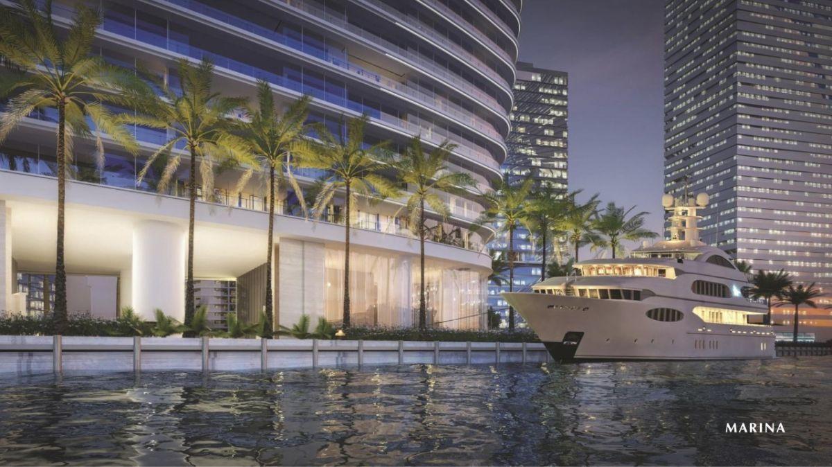 10 de 22: Departamento en Venta, Miami,  ASTON MARTIN Chichen Realty