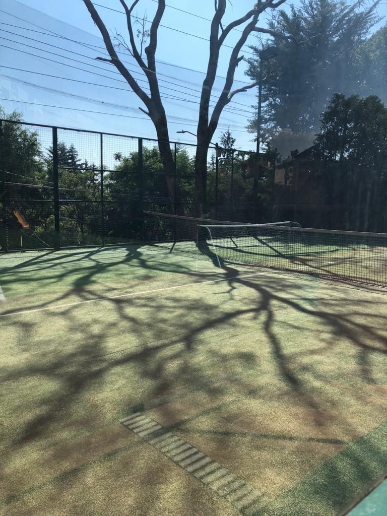 8 de 14: Cancha de tenis