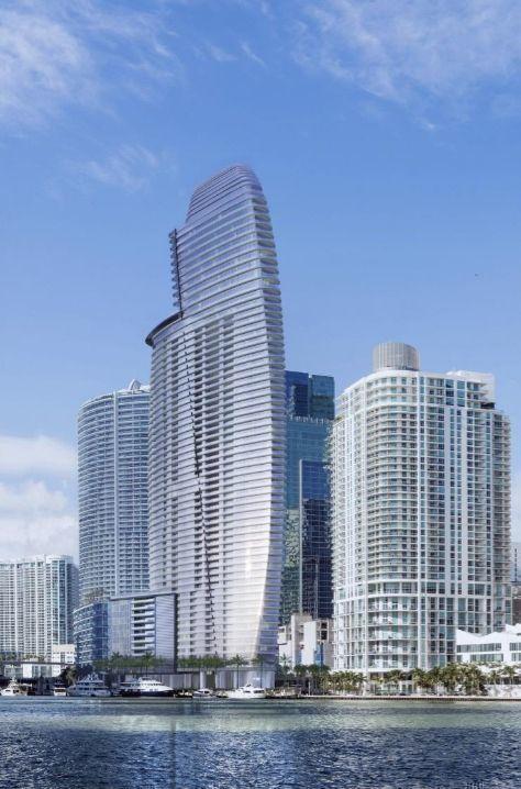 1 de 27: Departamento en Venta, Miami,  ASTON MARTIN Chichen Realty