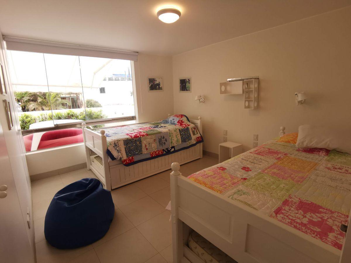 22 de 33: Dormitorio secundario piso 1 para 4 personas cama nido