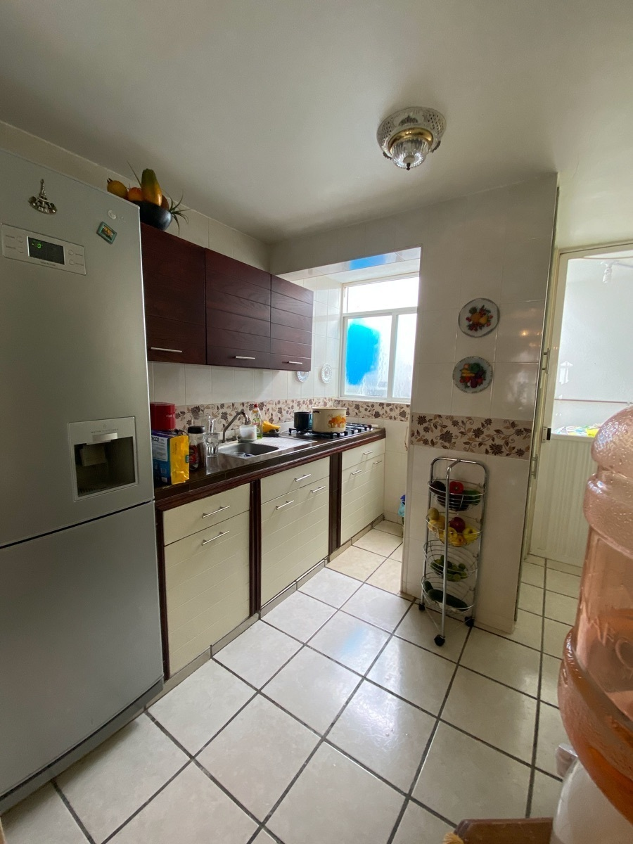 9 de 17: Casa Cerca ITLA - Cocina equipada ampliada