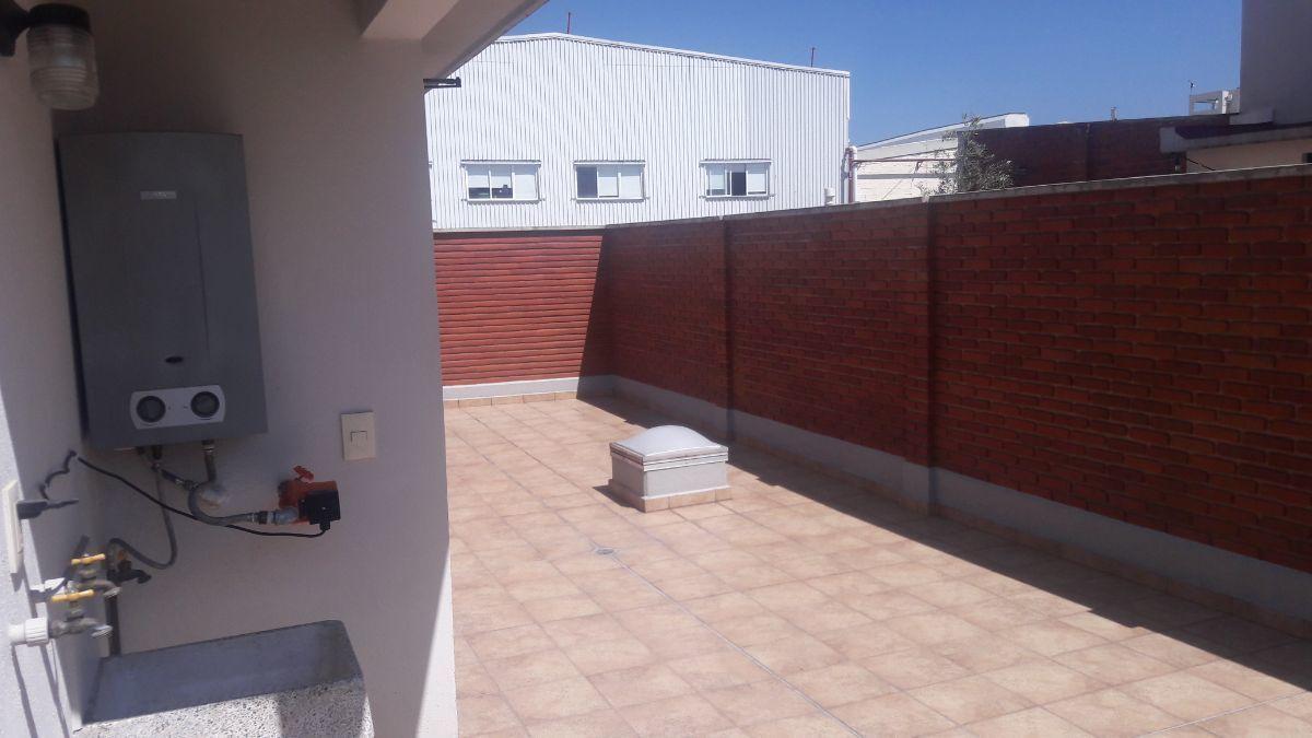13 de 16: Roof Garden privado