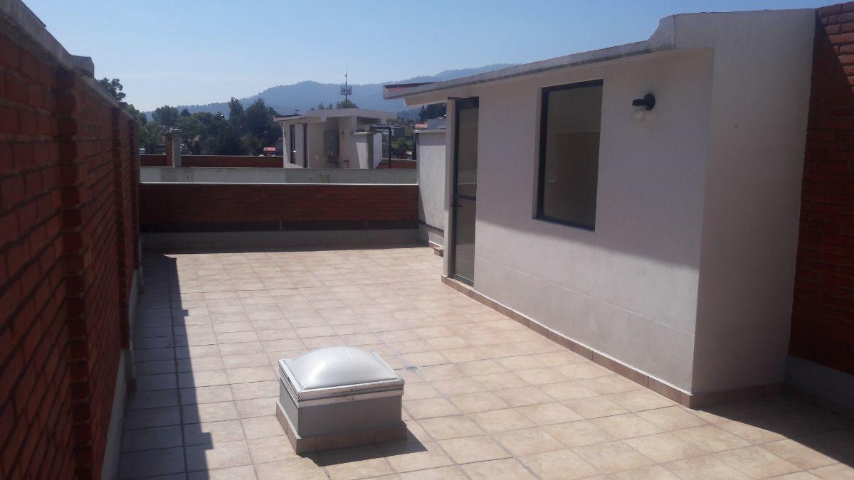 15 de 16: Roof Garden privado