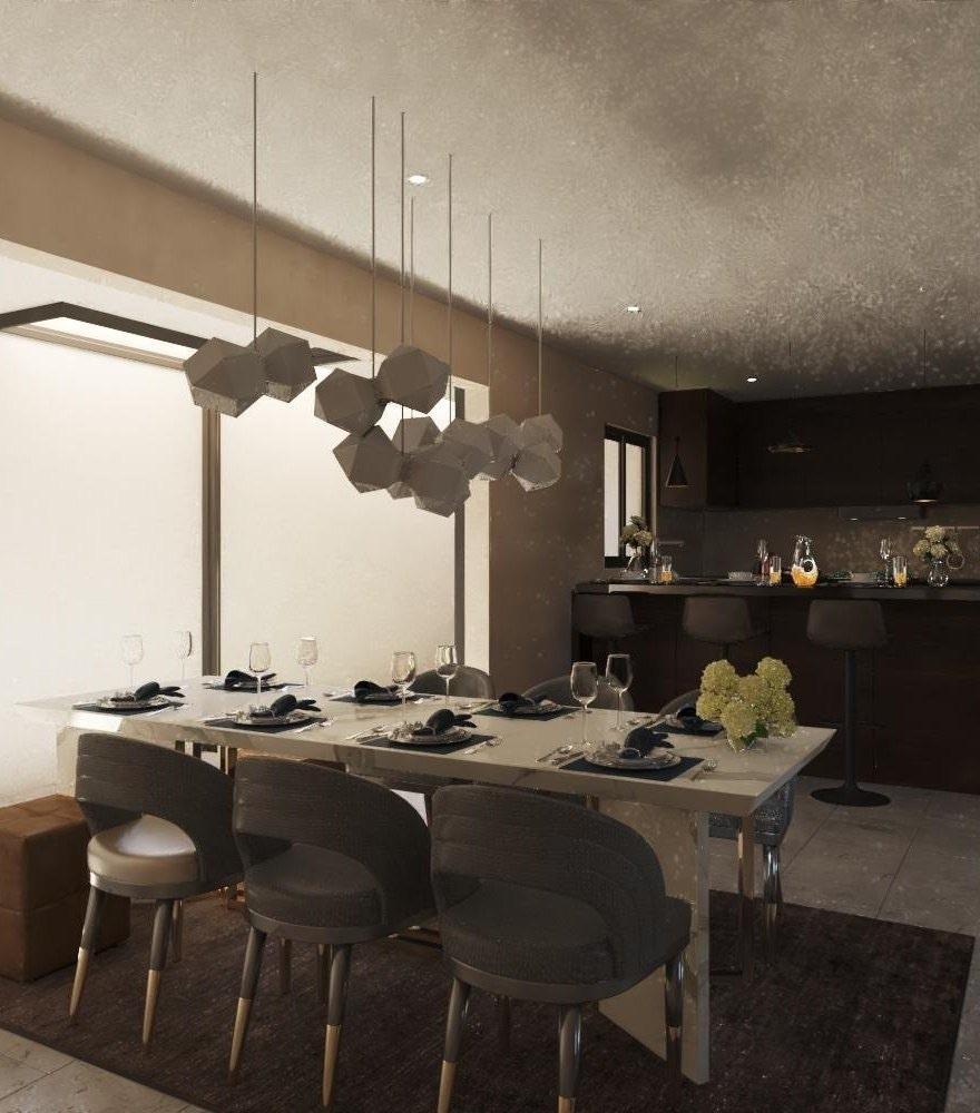 6 de 12: Hermosa y Moderna casa Residencial - La Concepción - Pachuca