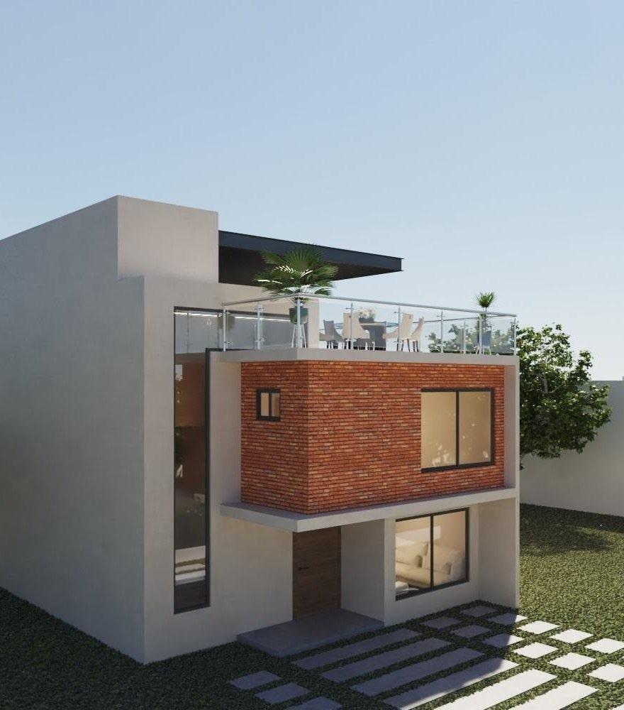 2 de 12: Hermosa y Moderna casa Residencial - La Concepción - Pachuca