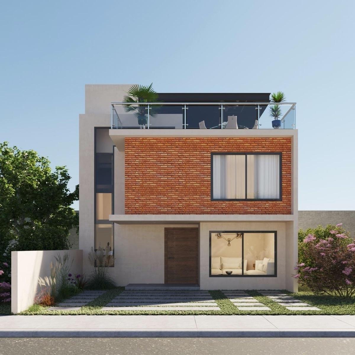 10 de 12: Hermosa y Moderna casa Residencial - La Concepción - Pachuca