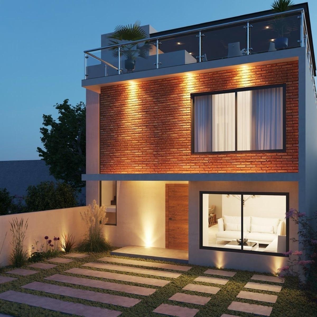12 de 12: Hermosa y Moderna casa Residencial - La Concepción - Pachuca