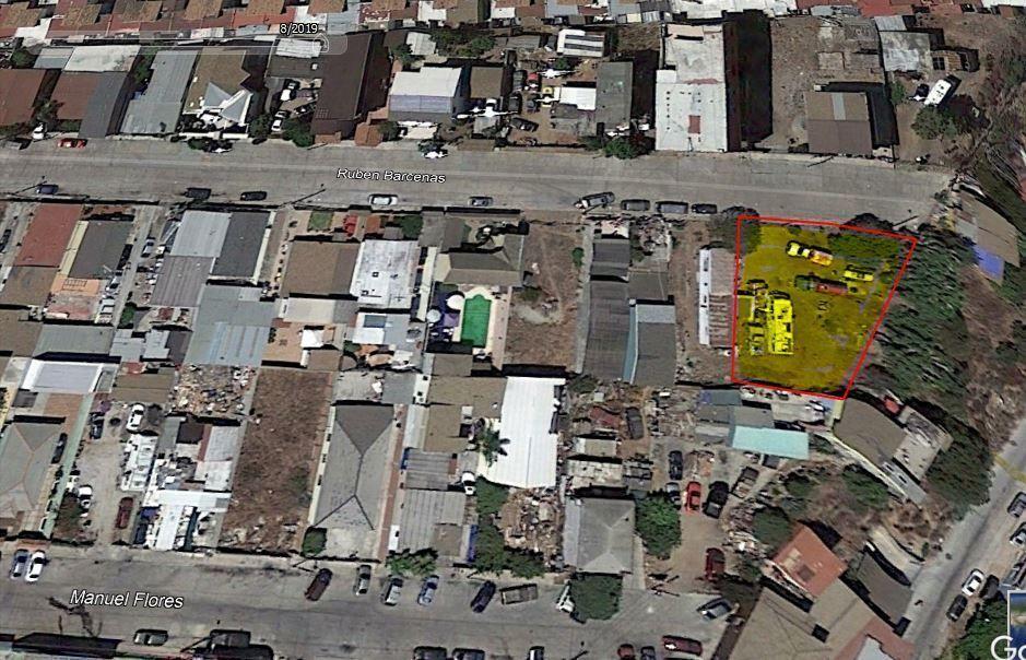 1 de 1: Vista Satelital