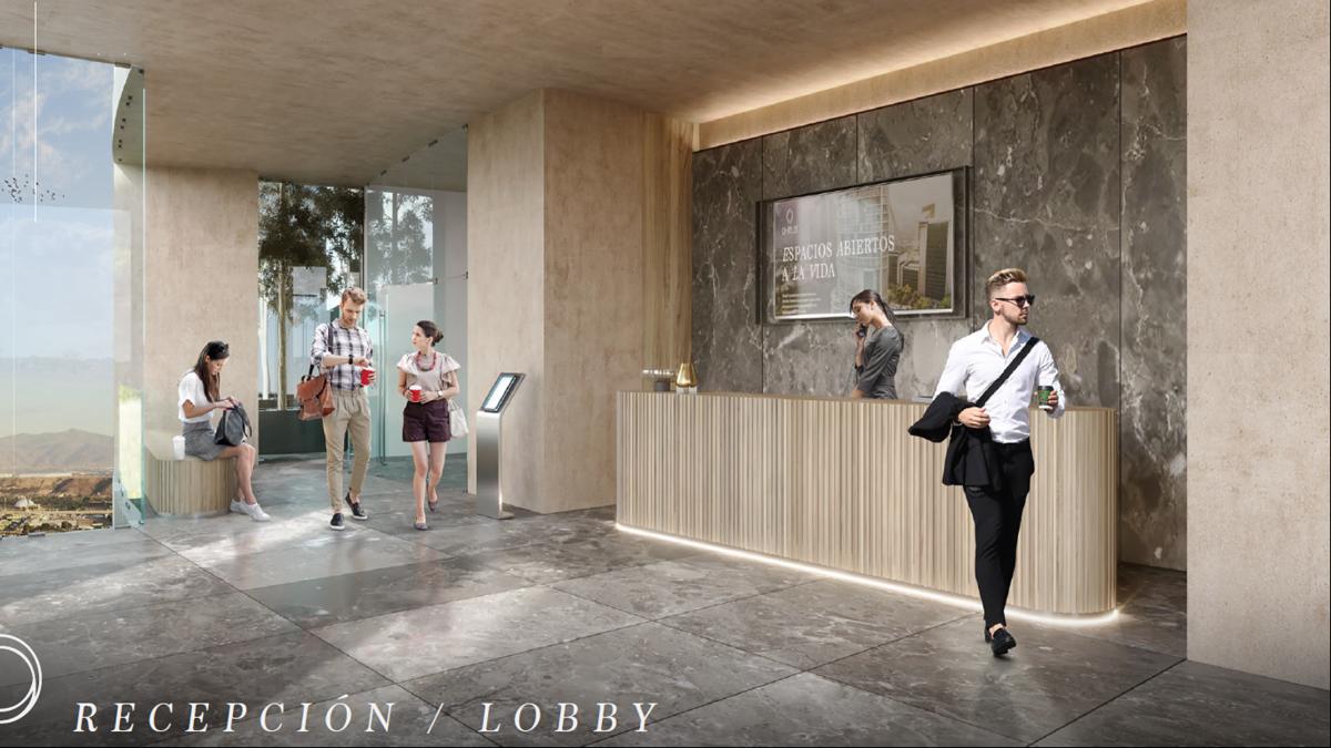 3 de 10: Recepción / Lobby en Ohrus