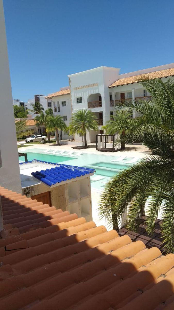 35 de 37: Cap cana 2 dormitorios  vista piscina