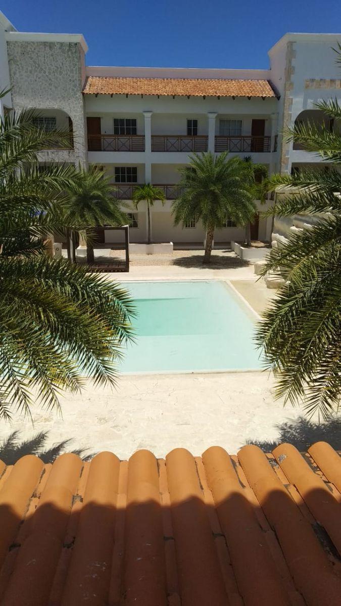 37 de 37: Cap cana 2 dormitorios  vista piscina