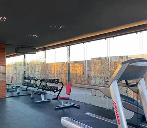 7 de 8: Gym