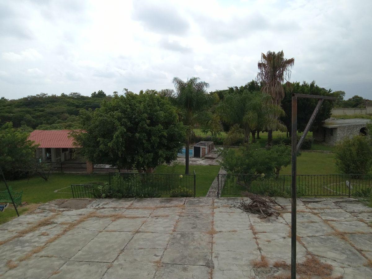 2 de 21: Vista desde el balcón