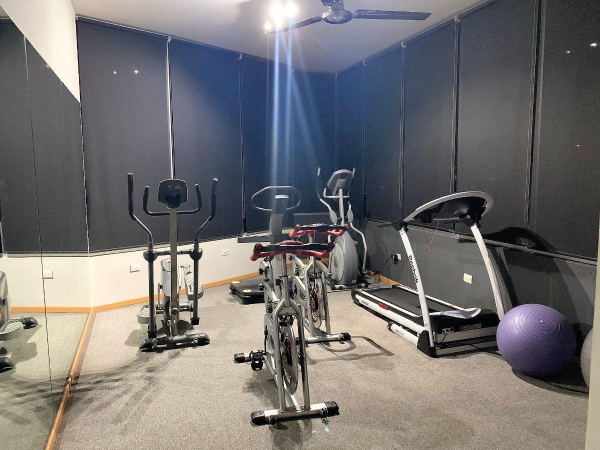 11 de 13: Gym