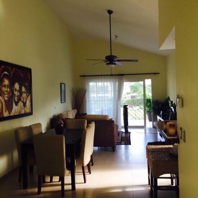3 de 19: Apartamento en venta  1 dormitorio amueblado vista jardin