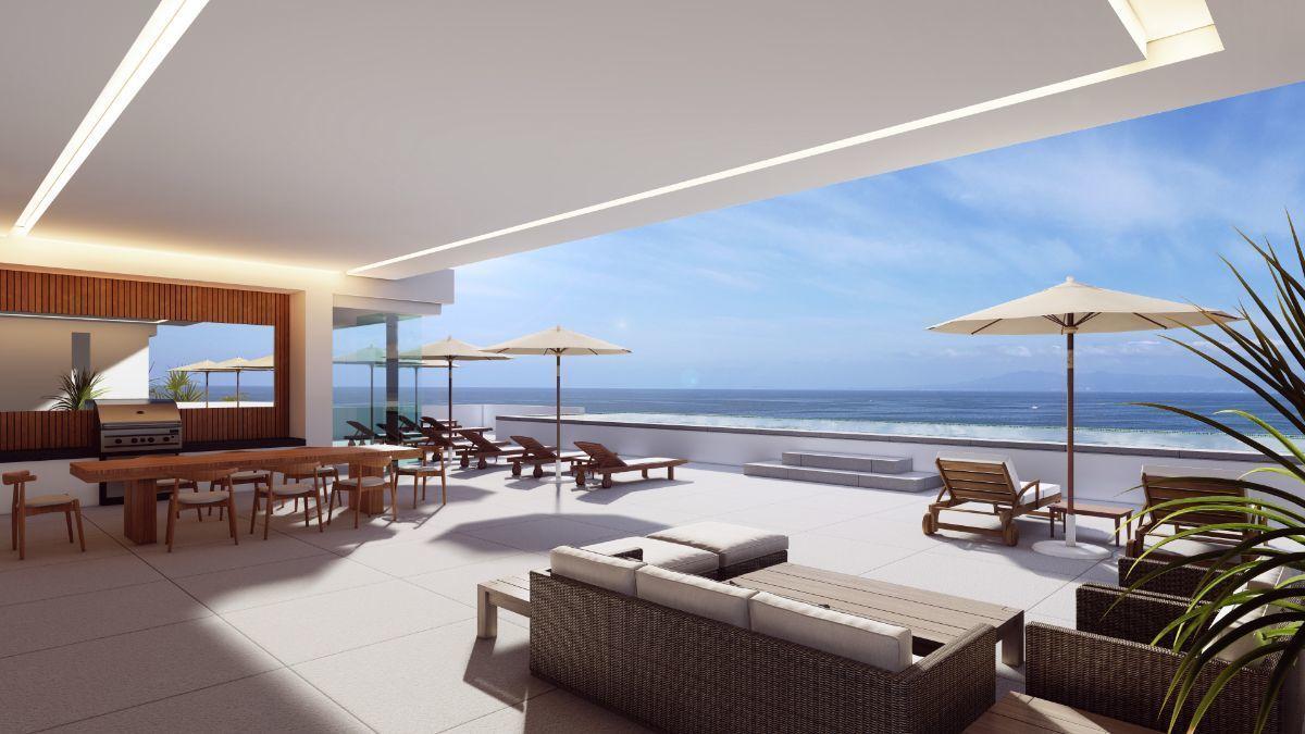 11 de 15: Roof top Terrace with pool
