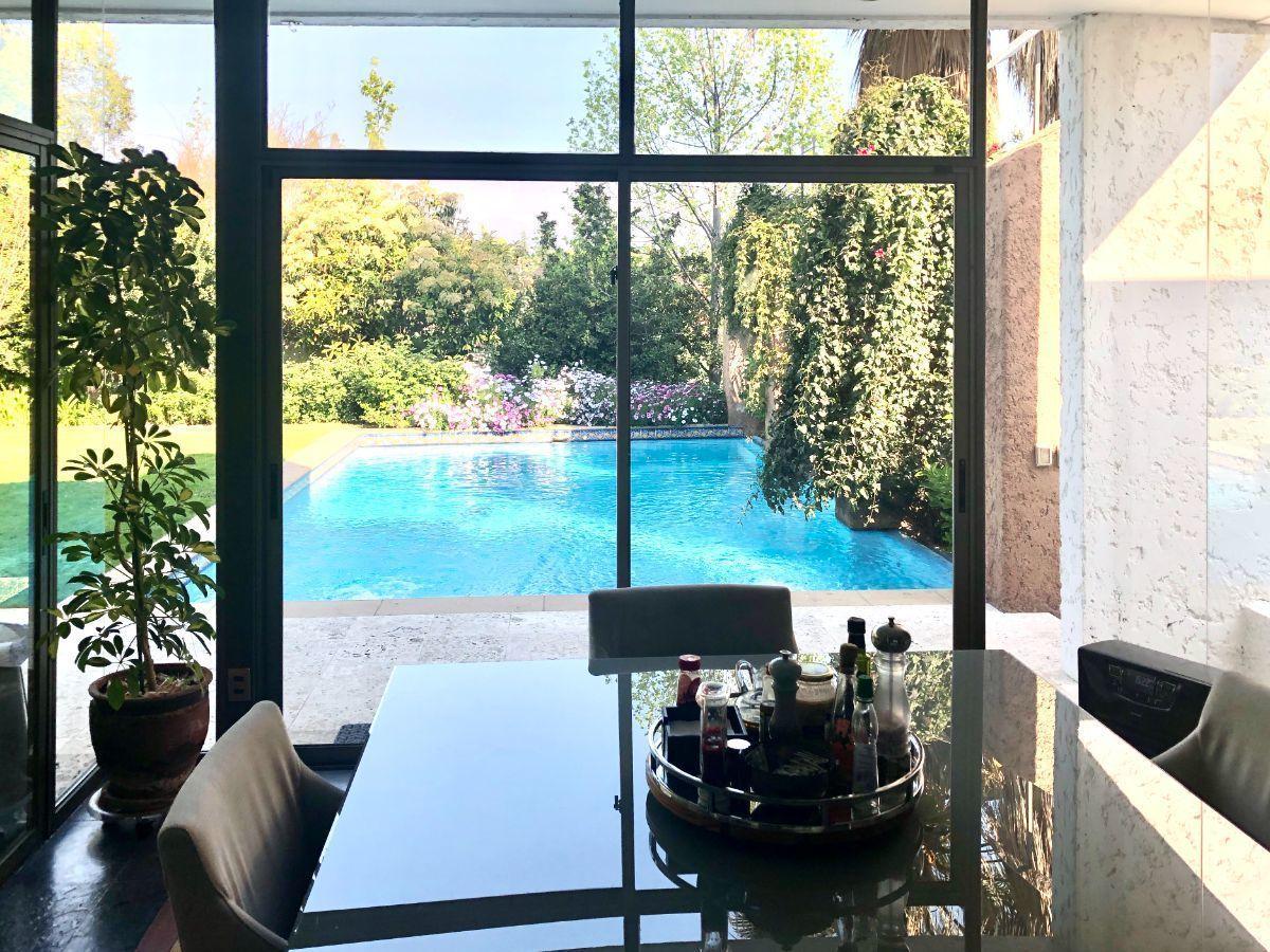 9 de 29: Terraza cerrada lado piscina
