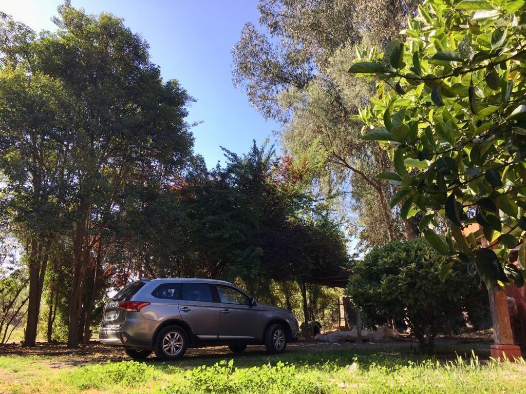 18 de 21: Estacionamiento techado para 2 vehiculos