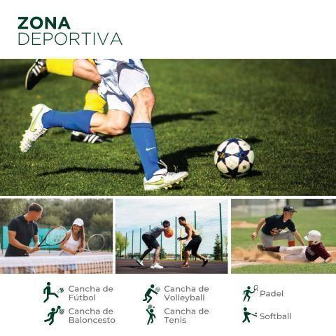 15 de 17: Zona Deportiva