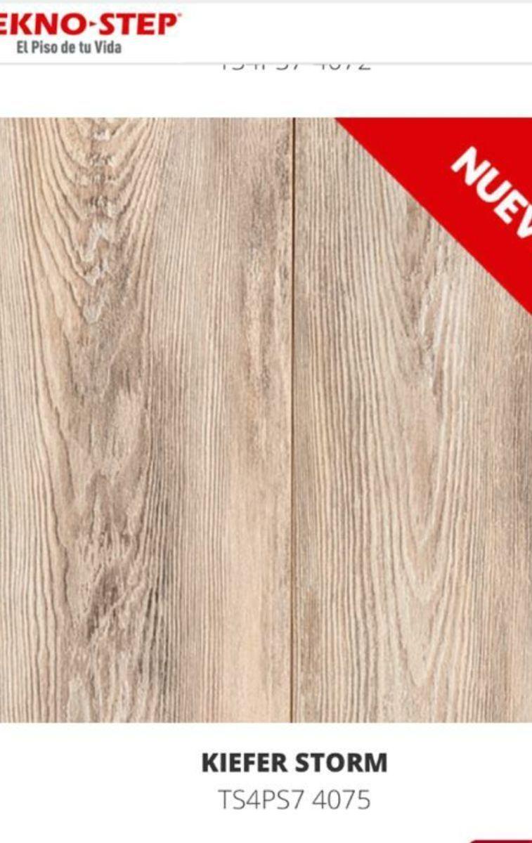 10 de 26: Moderno y durable piso laminado. TEKNO-STEP Garantía 18 años