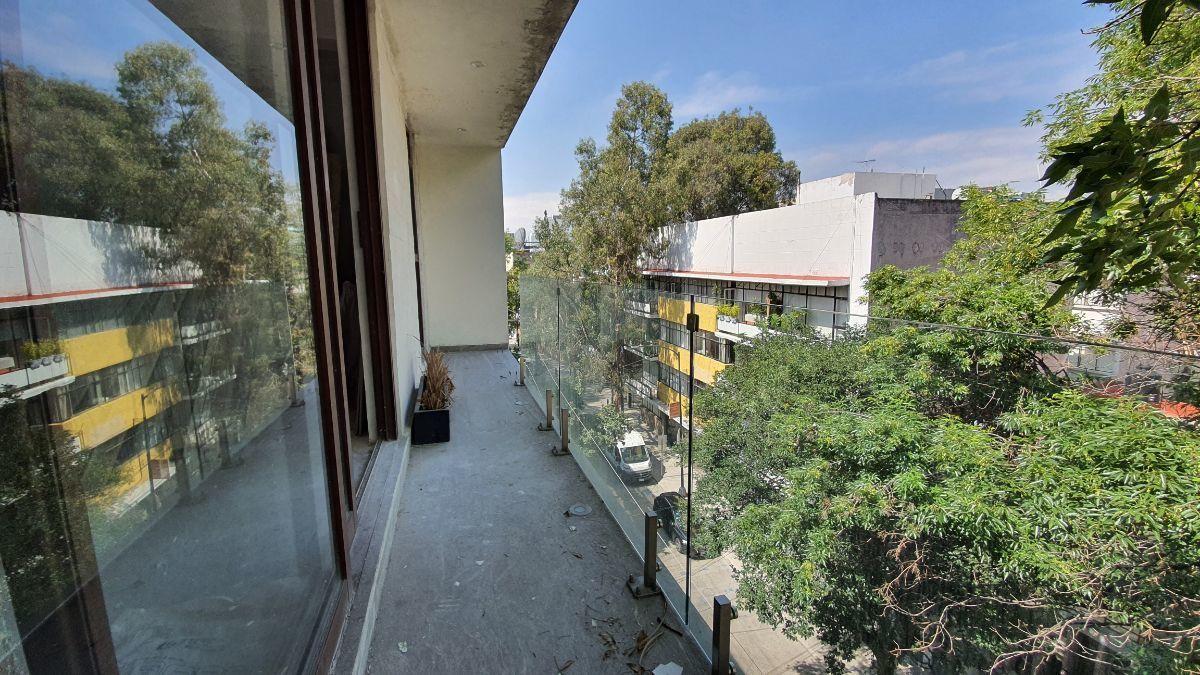 1 de 26: Vista Suroste desde balcón y terraza -VENTA-CONDESA-PH