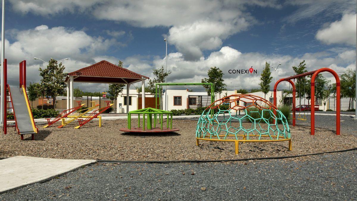 8 de 10: Área de juegos infantiles.