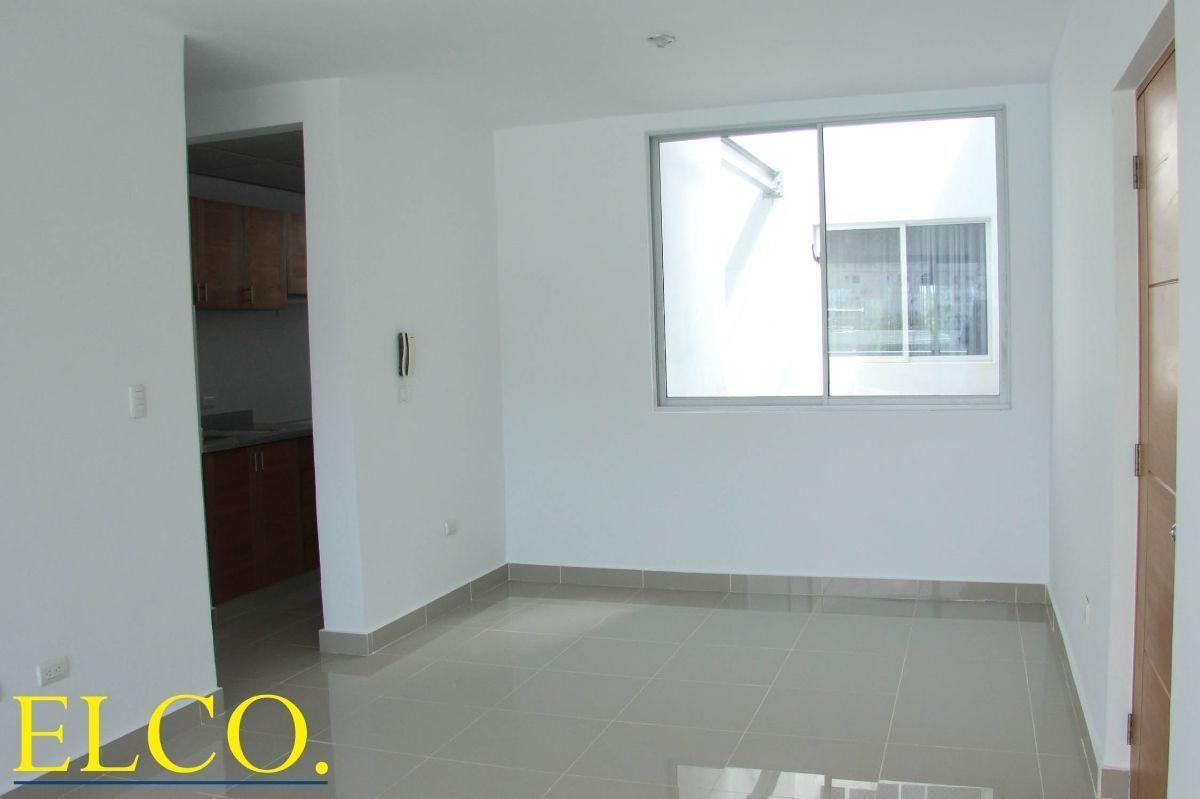 12 de 34: Apartamento un dormitorio vista jardín punta cana