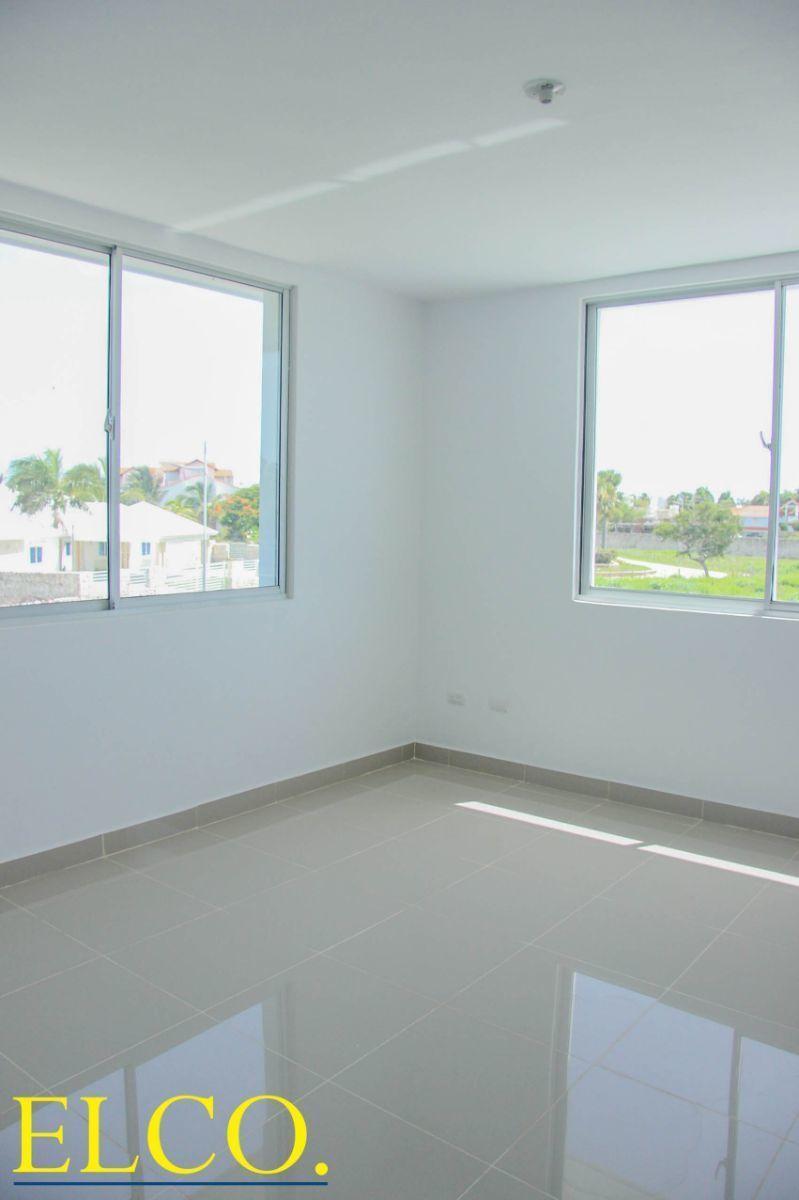 15 de 34: Apartamento un dormitorio vista jardín punta cana
