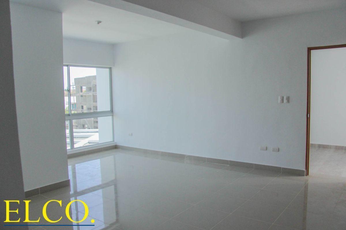 10 de 34: Apartamento un dormitorio vista jardín punta cana