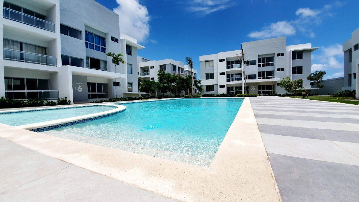 6 de 34: Apartamentos de 2 dormitorios nuevos punta cana