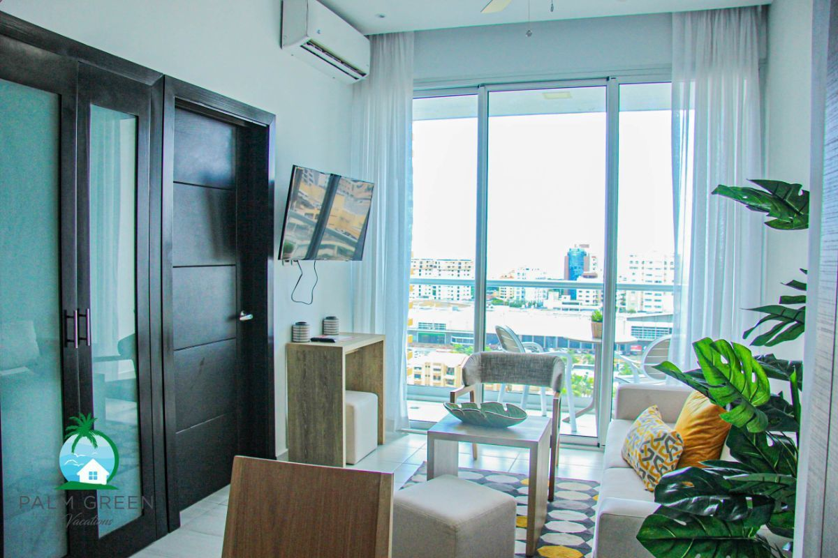 12 de 50: Apartamento alquiler vacacional 1 dormitorio con piscina