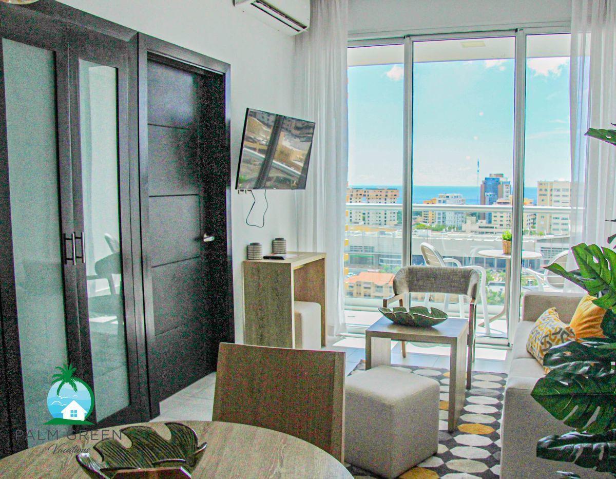 17 de 50: Apartamento alquiler vacacional 1 dormitorio con piscina