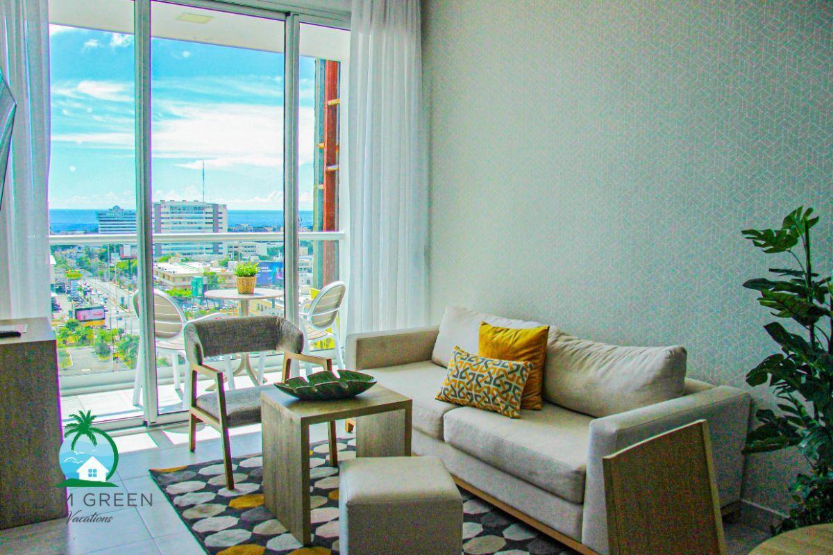 19 de 50: Apartamento alquiler vacacional 1 dormitorio con piscina