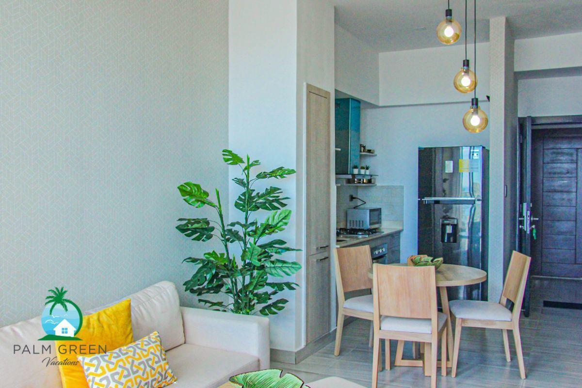 22 de 50: Apartamento alquiler vacacional 1 dormitorio con piscina