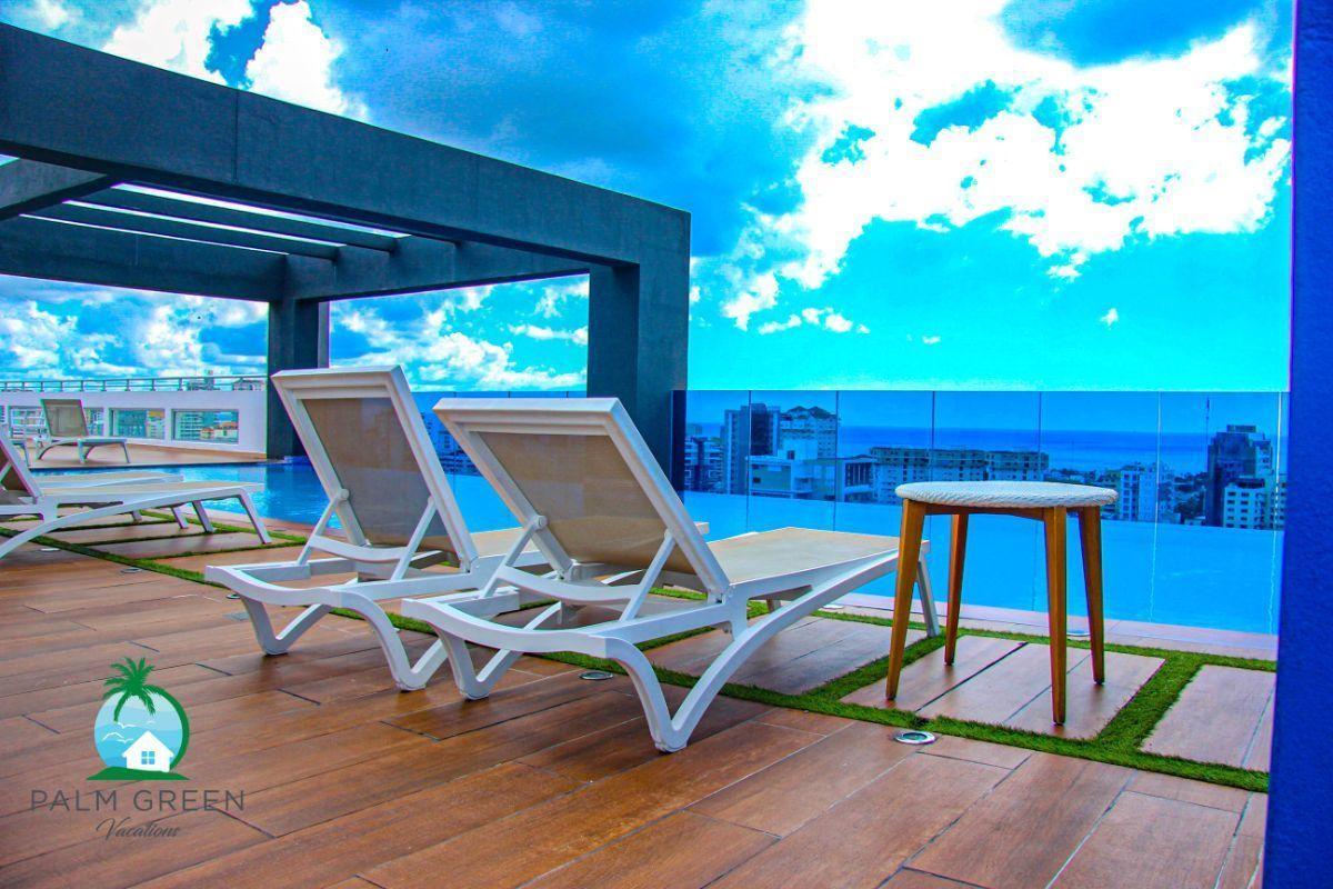41 de 50: Apartamento alquiler vacacional 1 dormitorio con piscina