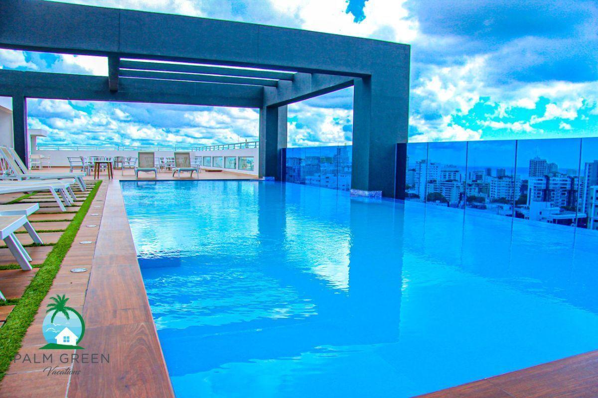 43 de 50: Apartamento alquiler vacacional 1 dormitorio con piscina